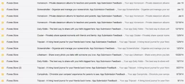 减少被苹果审核拒绝的技巧:善用iTunes Connect中被遗忘的字段