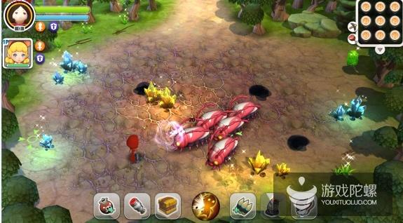 【GAME SHOW】438期:生存沙盒RPG《童话迷宫》寻投资