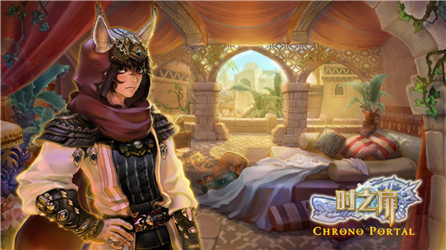 原端游团队3年磨一剑  打造最庞大的日式MMORPG手游《时之扉》