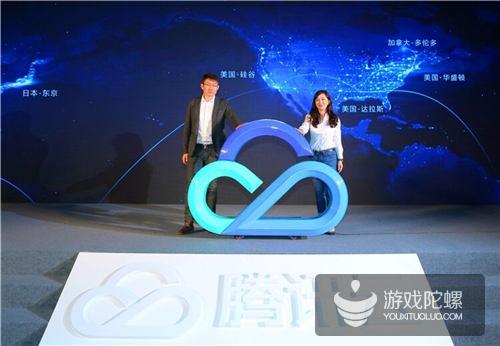 腾讯云2016年战略升级:发布云+CDN、黑石混合云,全面布局海外市场