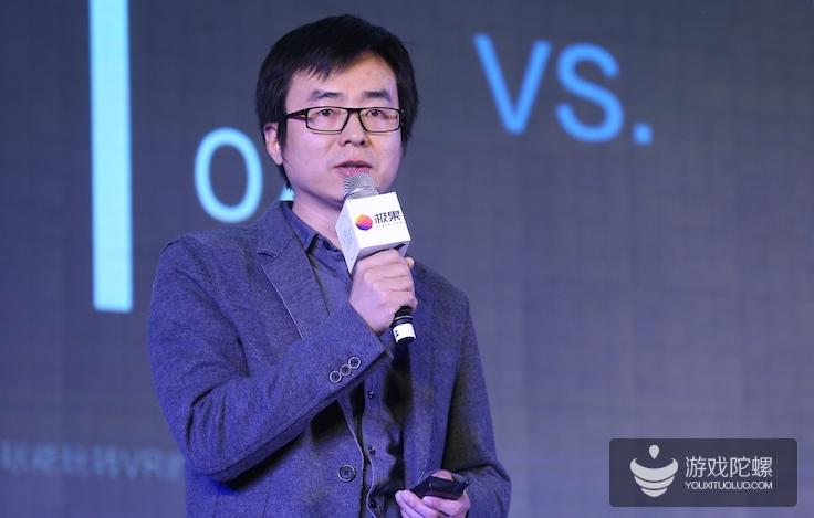 暴风魔镜黄晓杰:未来VR格局90%属于移动,10%属于PC