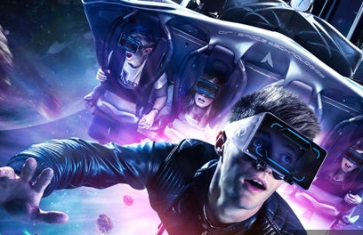 VR主题乐园来袭 再掀行业应用新纪元