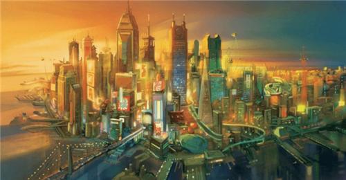 在VR世界里长出来的虚拟经济体,会不会成为颠覆BAT的力量?