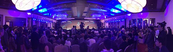 周鸿祎低调现身,一文看懂HTC VIVE中国战略暨VR生态圈大会