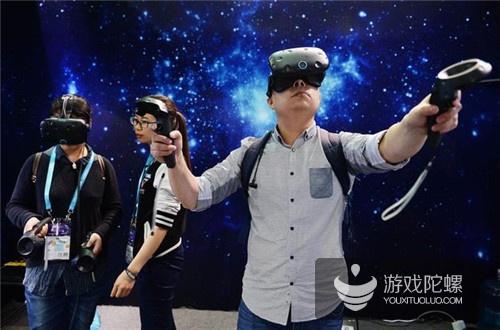 中国VR市场规模未来四年有望达550亿元:BAT等企业争相掘金