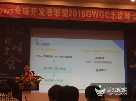 君海游戏品牌营销总监黄晋升:三步将一款好游戏做到千万级