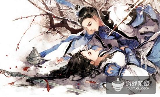 《剑侠情缘手游》登畅销榜TOP3,文化是IP的最高玩法