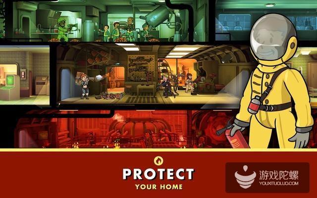 传盛大游戏将代理《辐射:避难所》手游,并使用其IP自主研发联网版