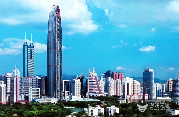 深圳游戏业的最大特征:什么鬼?竟然是……高房价!