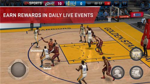 EA推出《NBA Live移动版》 上架6小时登顶美国iPad免费榜