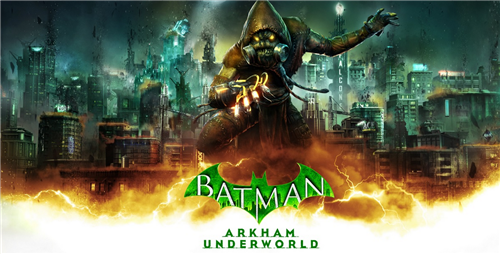 首款蝙蝠侠免费手游上架App Store 华纳旗下工作室研发