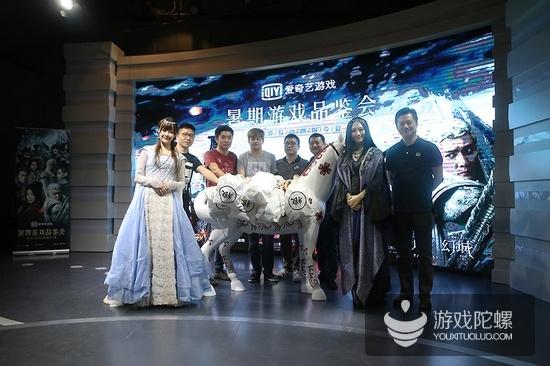 爱奇艺游戏暑期计划公布:联合4家CP推秀丽江山、幻城两大IP