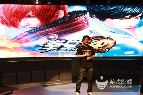 掌趣投资星游纪携手索尼落成PS VR体验店 发布《拳皇14》
