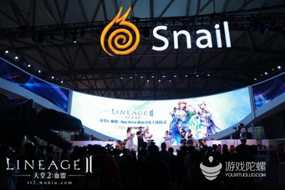 下半年三大端游IP竞争,蜗牛天堂2手游近端游标准突破